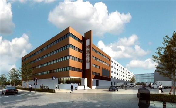 河南出版产业基地三期工程BIM技术应用