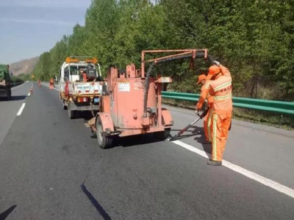高速公路养护安全管理工作
