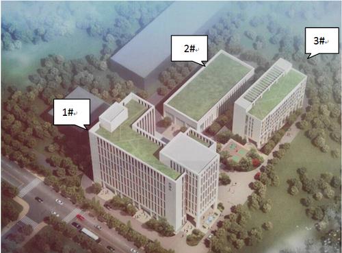 湖南六建歐富安科研生產中心項目BIM商務應用