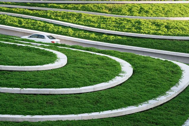 7-新加坡Comtech商业园区景观设计第7张图片