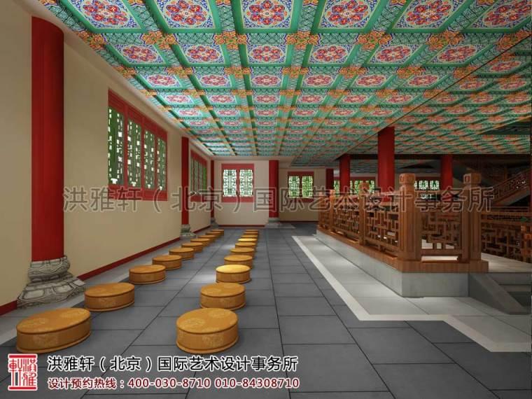 四川省遂宁市大悲寺中式设计设计效果图案例_3