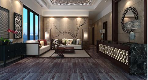 木地板颜色合理选择的重要性