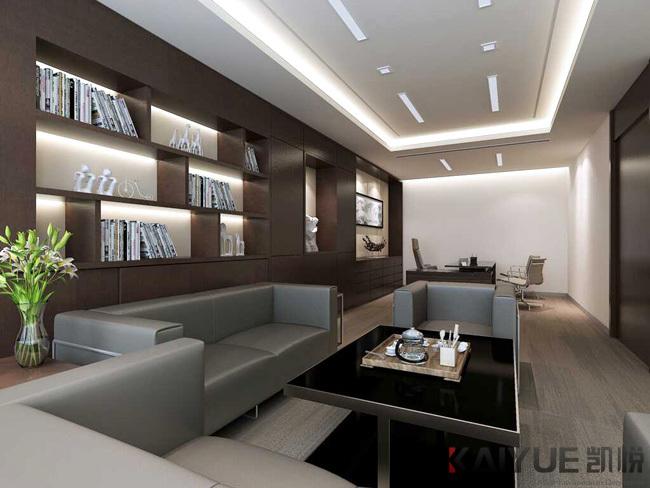 宝琳化妆品公司办公室装饰设计项目--效果图_6