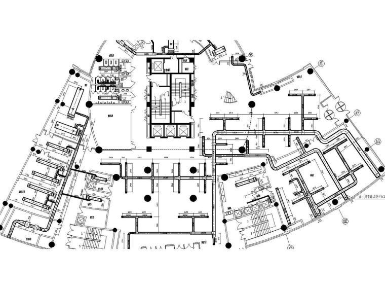 [西安]某酒店空调毕业设计(含115页详细设计说明书和计算书)