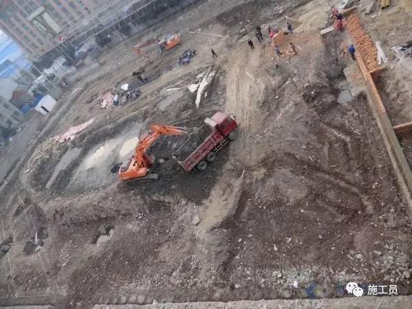 [施工案例]深基坑及地下室施工全过程,一看就明白!!