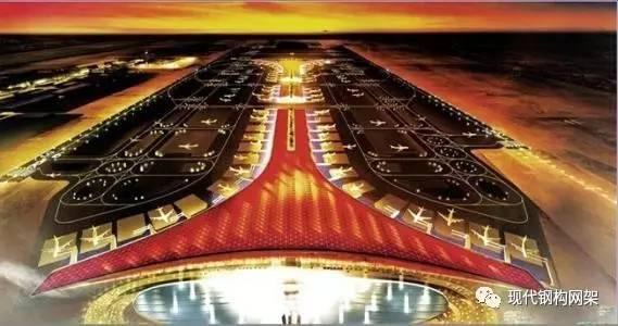 解析首都机场T3B航站楼大跨度双曲面钢网架施工与提升施工技术