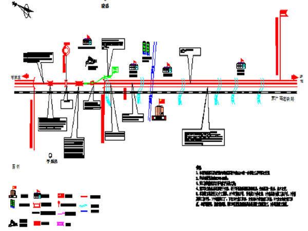 6-32m道岔连续梁40m现浇梁高速铁路特大桥施工方案汇集11篇(连续梁墩台承台桩基)