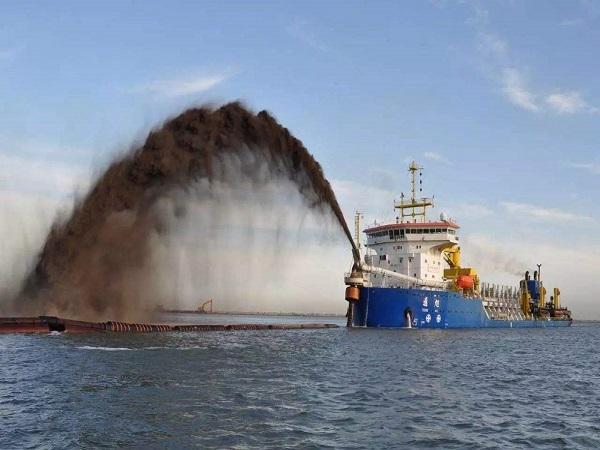 疏浚与吹填工程安全技术规程