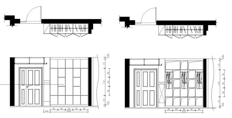 2-1立面图