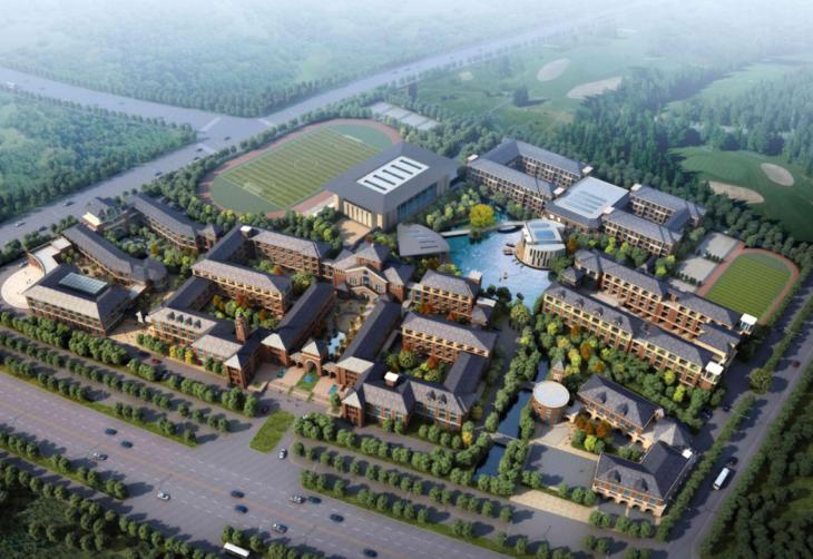 [江苏]徐州国际学校项目规划设计方案文本