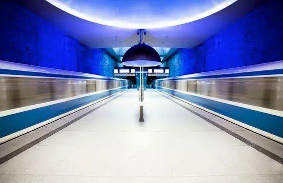 世界最美地铁景观,美到让你不想回家_11