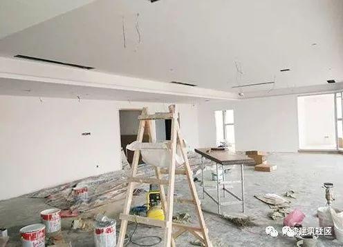 十五年油漆工教你内墙批灰的轻松做法!