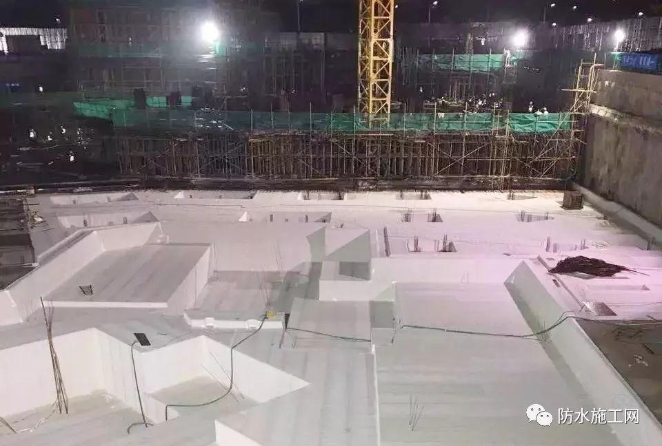 地下防水工程:大势所趋的预铺反粘工艺_7