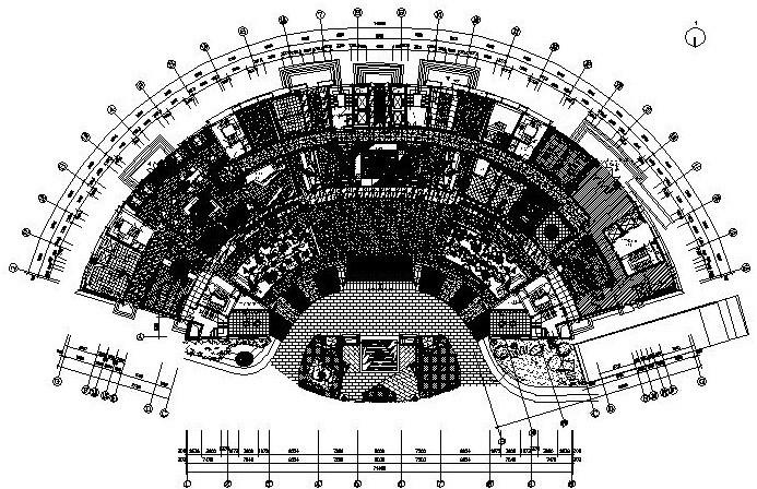 [沈阳]辽宁东北大厦全套施工图设计附效果图