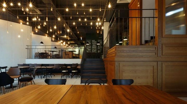 韩国ILBIANCO咖啡餐馆_3