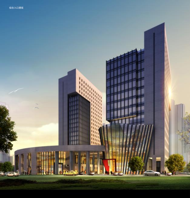 [铜仁]高层现代风格宾馆投标方案(已中标)_4