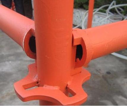 「经验分享」轮扣式模板支撑施工流程与施工方法