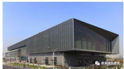 [绿建分享]三星级绿色建筑项目——世博中心绿色建筑技术分析