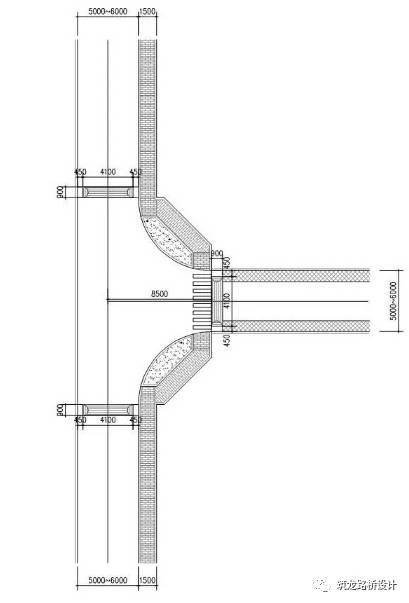 万科住宅内的道路设计,标准和施工做法,都是经验呀!!_26