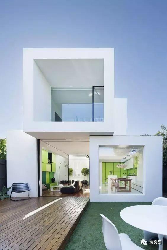 40款·简洁的现代别墅设计_22