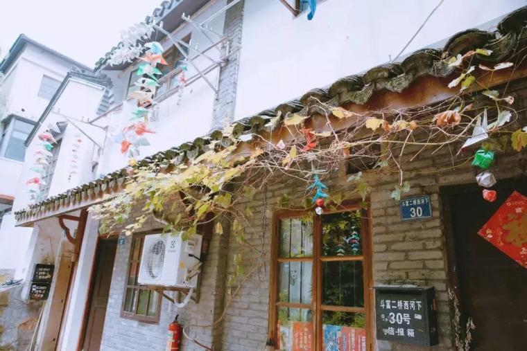 用心感受老杭州小街小巷的慢生活_18