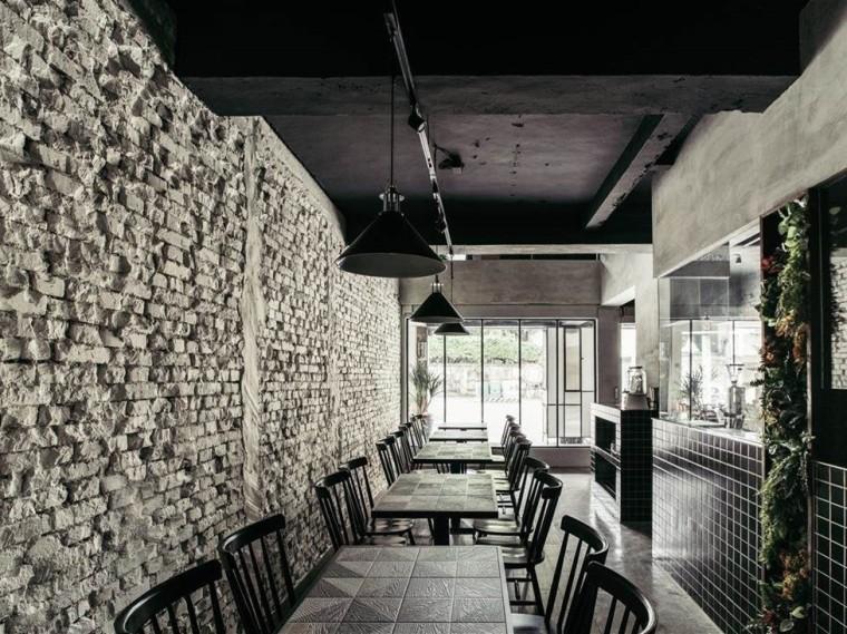 美式风格的餐厅