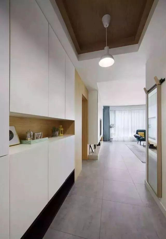 137平设计成四居室,经过精心装修,变身一个漂亮的港湾!