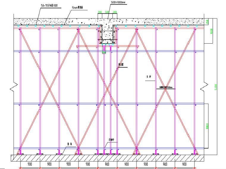 [宁波]高层住宅项目普通模板工程专项施工方案(148页)
