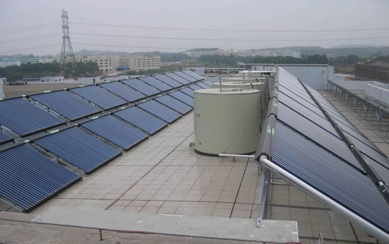空气源热泵热水项目用水预算及机组配置的计算方式