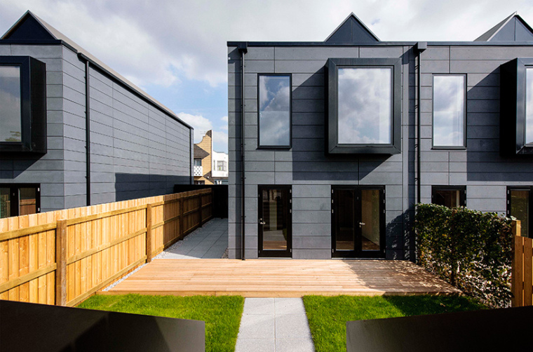 灵活的模块化住宅解决方案