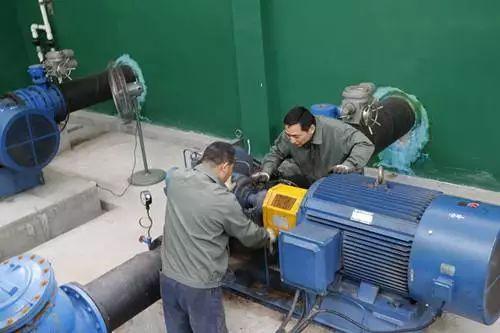 30年水泵维修工经验分享,请帮老师傅传出去