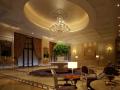 某休闲会所室内设计施工图及效果图(63张)