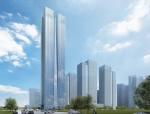 [广东]德胜商务区超高层写字楼(多方案设计)