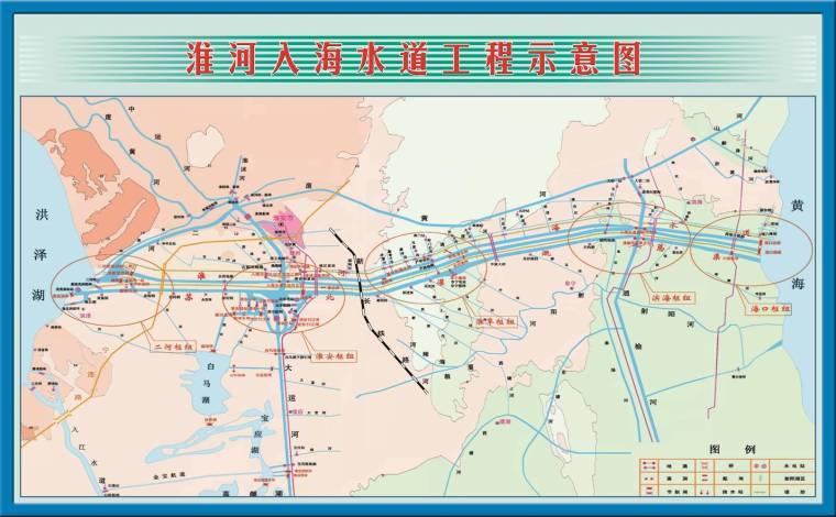 淮安水利枢纽施工组织设计方案
