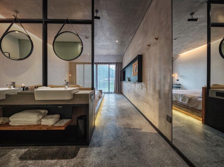 张家界传统湘西风格的六甲设计酒店-18