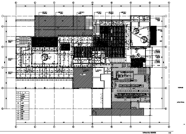 [浙江]外婆家餐饮空间设计施工图(附效果图)