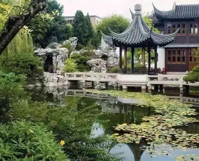 人间有味是清欢,怎样设计一个中式院子_14
