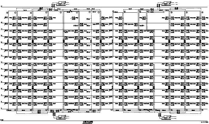 [安徽]芜湖五星级酒店暖通空调设计施工图