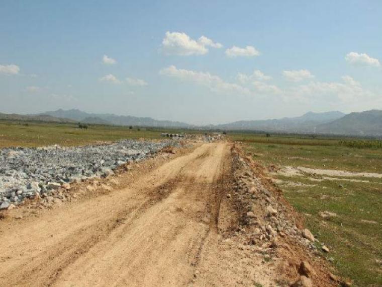 高速公路路基换填施工二级技术交底书