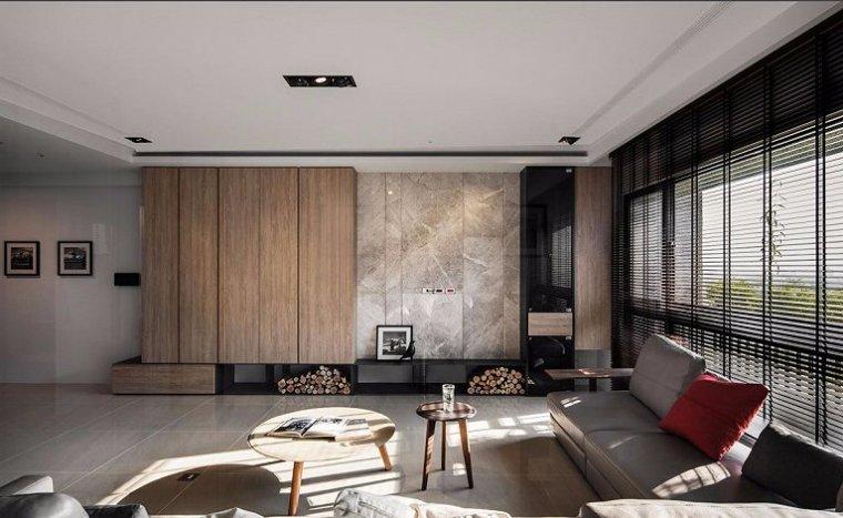 台湾现代风住宅-4