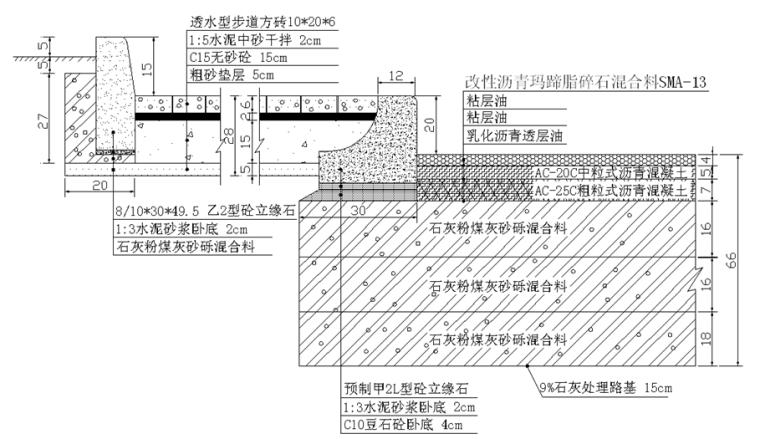[北京]东北部北延道路工程三标段施工组织设计(161页)_2