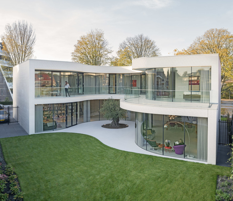 荷兰Casa Kwantes新私人住宅
