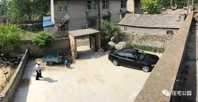 晒家丨江苏9万自建中式小院,2万工钱院子房子全建好?真的羡慕坏