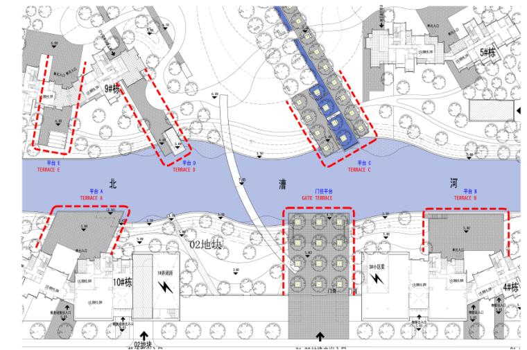 [江苏]常州天逸城住宅小区规划设计方案文本