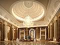 金螳螂——三套天津恒大绿洲酒店及四大中心投标方案