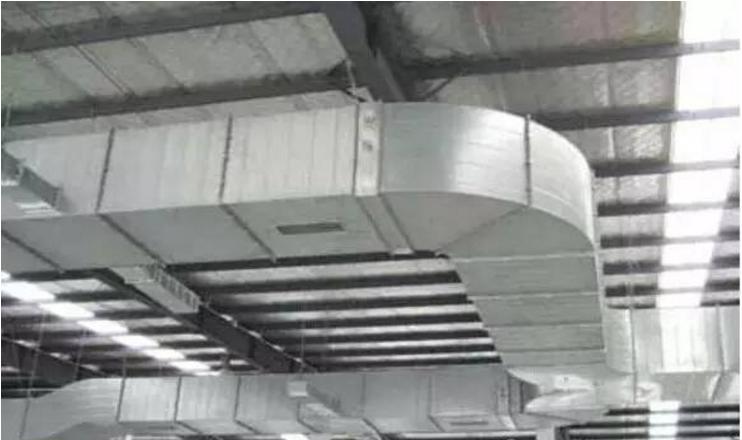 风管无法兰技术在通风空调工程应用