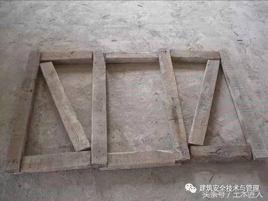 工地废旧木方、模板不要卖了!这样制作定型脚手板省钱又安全_3