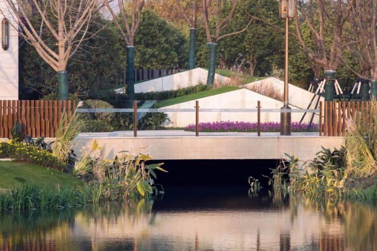 上海万科安亭湖语森林景观-8