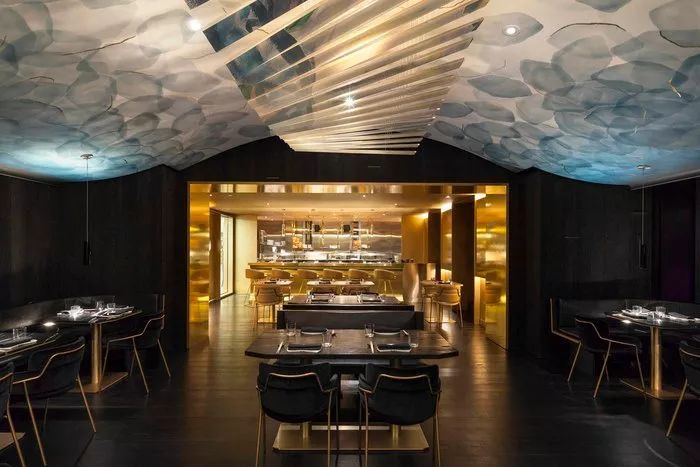 别找了,2018年最好看的餐饮空间设计都在这里了_53