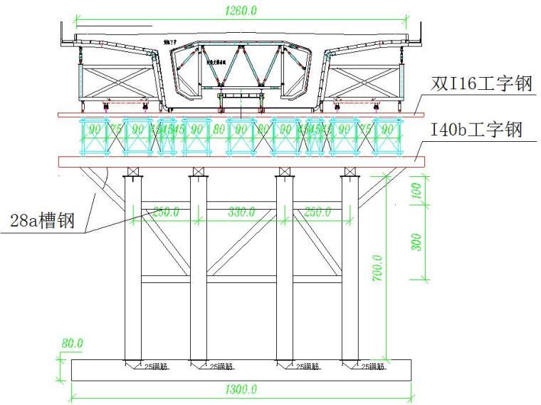 [云南]新建铁路现浇梁支架拆除安全专项方案